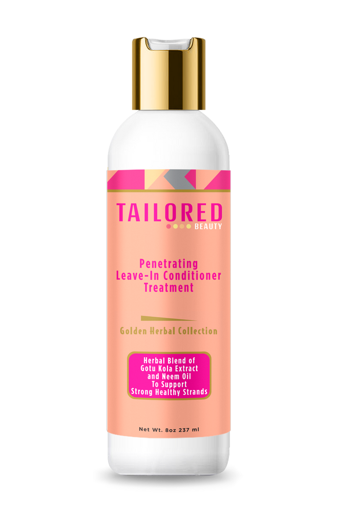 Tailored Beauty - Moisture Penetrating Leave-in Conditioner Treatment