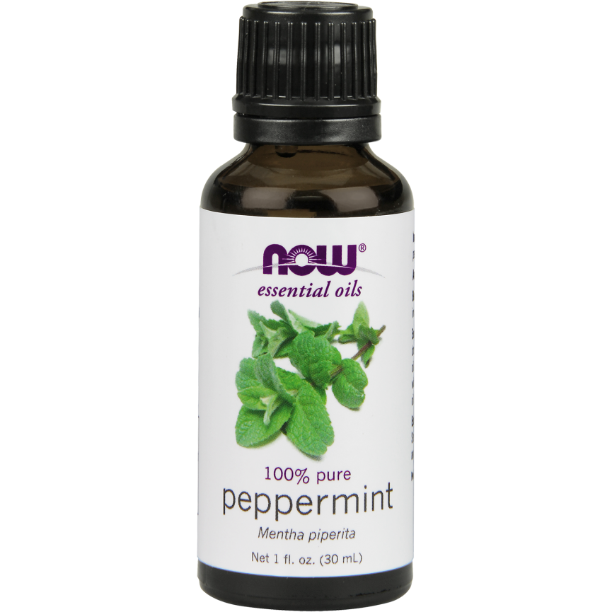 NOW Foods Peppermint Oil 100% Pure