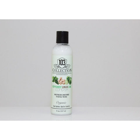 103 Collection - Vegan Organic Peppermint Ginger Lime Condish