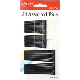 Annie International - Assorted Pins (50) count
