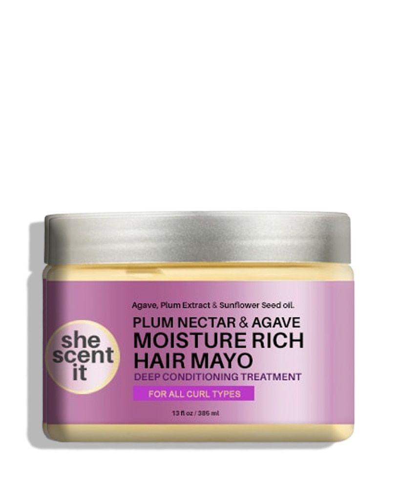 She Scent It - Plum Nectar & Agave Moisture Rich Hair Mayo