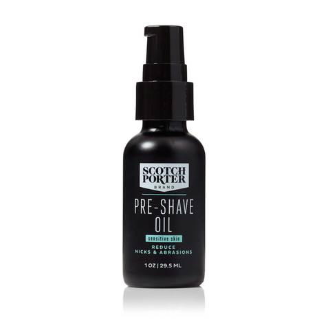 Scotch Porter Sensitive Skin - Pre-Shave Oil
