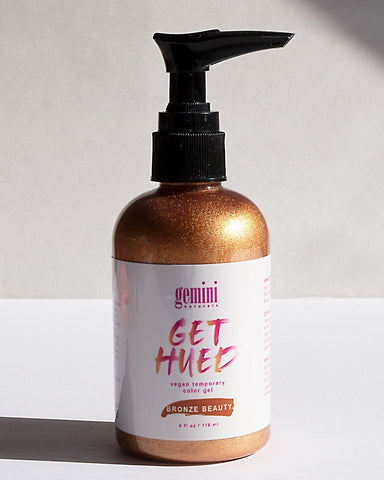 Gemini Naturals - Get Hued Bronze Beauty Color Gel