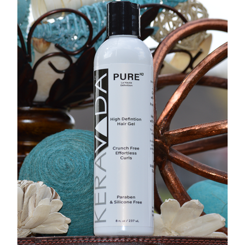 Keravada PURE HD - High Definition Curl Defining Hair Gel