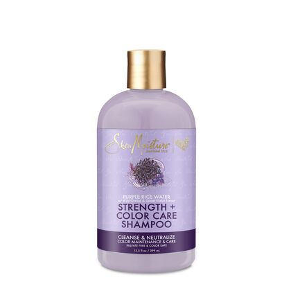 Shea Moisture Purple Rice Water - Shampoo