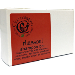 Sheabutter Cottage UK - Rhassoul Shampoo Bar