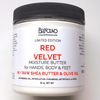 BelNouvo Red Velvet Body Butter (Limited Edition)