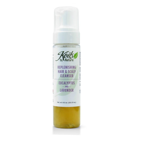 Koils by Nature Replenishing Hair & Scalp Cleanser