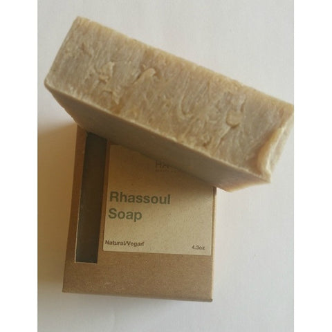 Hattache Natural Soap - Rhassoul Soap