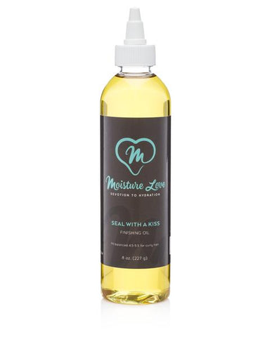 Moisture Love Seal with a Kiss Finishing Oil