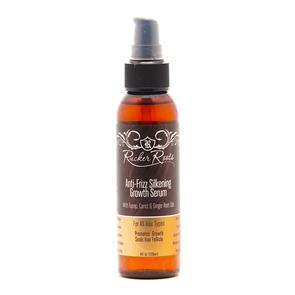 Rucker Roots Anti-Frizz Silkening Growth Serum