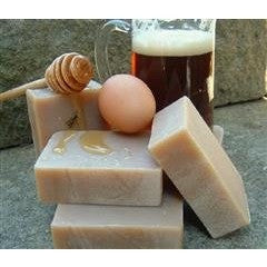 Chagrin Valley Shampoo Bar - Honey Beer & Eggs
