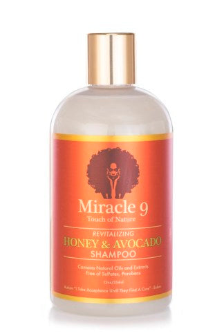 Miracle 9 Honey & Avocado Shampoo