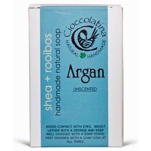 Sheabutter Cottage - Argan + Rooibos Soap