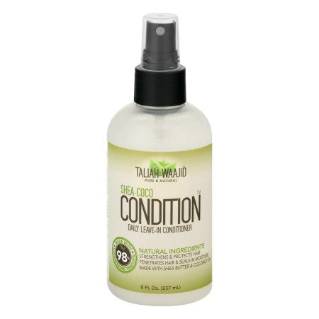 Taliah Waajid  - Shea-Coco Condition Leave-In Spray
