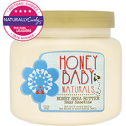 Honey Baby Naturals Honey Shea Butter Hair Smoothie