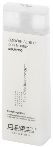 Giovanni Cosmetics - Smooth As Silk Deep Moisture Shampoo