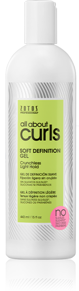 All About Curls SOFT Definition Gel