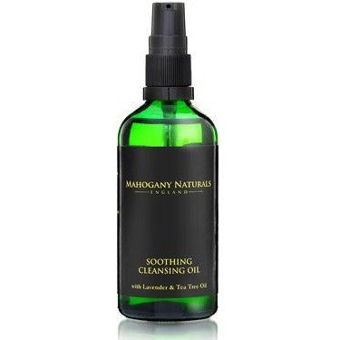 Mahogany Naturals Soothing Cleansing Oil