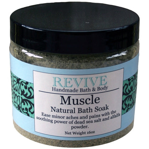 Revive Bath - Soothing Muscle Bath Soak