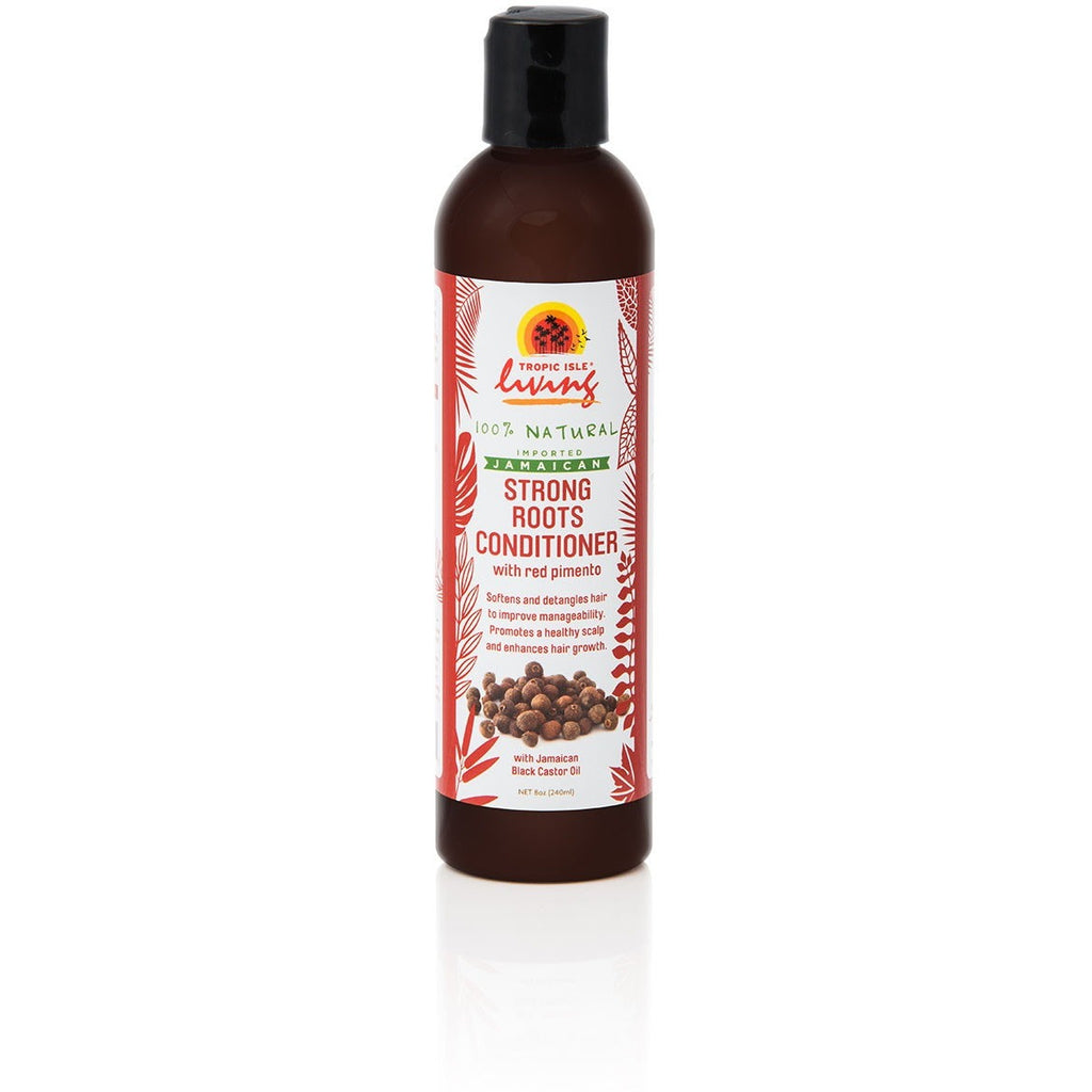 Tropic Isle Living Strong Roots Conditioner with Red Pimento