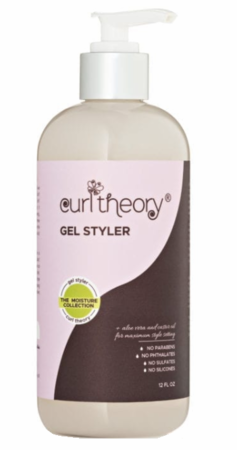 Curl Theory Hair Gel Styler