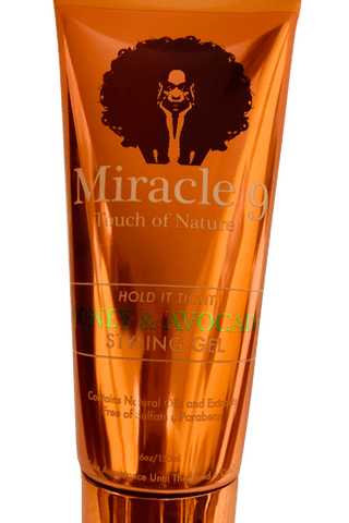 Miracle 9 Honey & Avocado Styling Gel