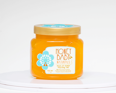 Honey Baby Naturals Hold It Honey Styling Gel