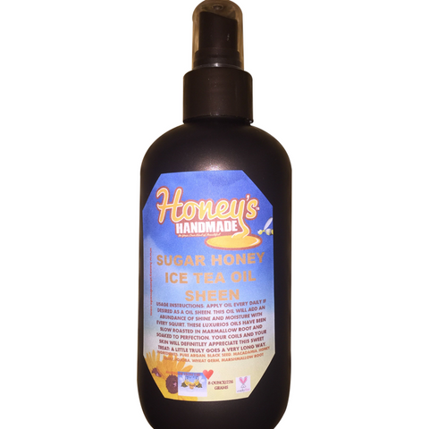 Honey's Handmade Sugar Honey Ice Tea Oil Sheen