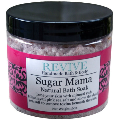 Revive Bath - Sugar Mama Bath Soak