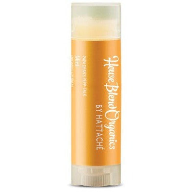 House Blend Organics Sister Stu's Sweet-Talk Organic Orange Lip Balm