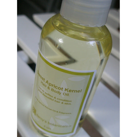 Darcy's Botanicals - Sweet Apricot Kernel Hair & Body Oil
