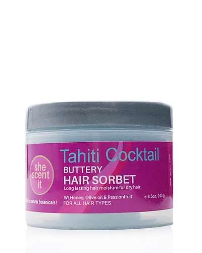 She Scent It - Tahiti Cocktail Buttery Hair Sorbet