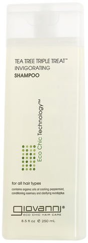 Giovanni Cosmetics - Tea Tree Triple Treat Invigorating Shampoo
