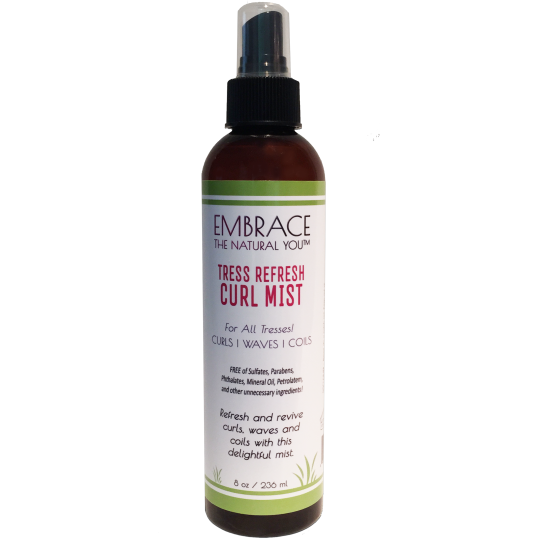 Embrace The Natural You - Tress Refresh Curl Mist