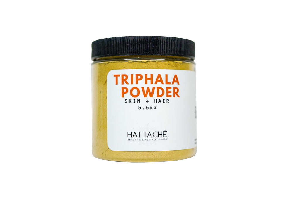 Hattache Powder Extracts - Triphala Powder