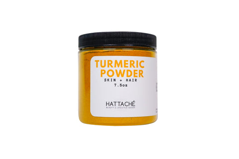 Hattache Powder Extracts - Turmeric Powder