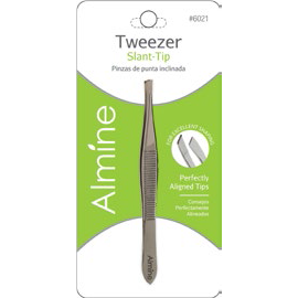 Annie International - Almine Tweezer Slant Tip