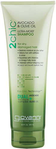Giovanni Cosmetics - 2Chic Avocado & Olive Oil Ultra Moist Shampoo