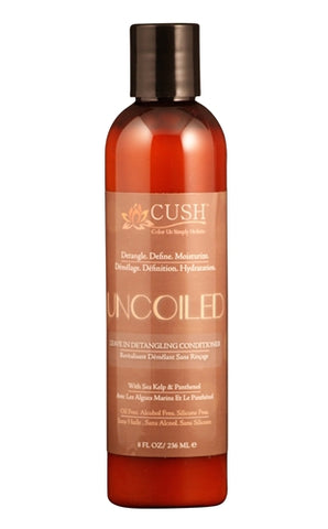 CUSH Cosmetics -Uncoiled Ultra Lite Detangling Conditioner