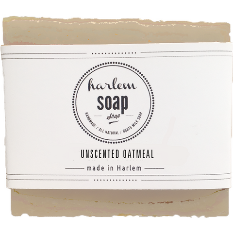 Harlem Soap - Unscented Oatmeal Soap