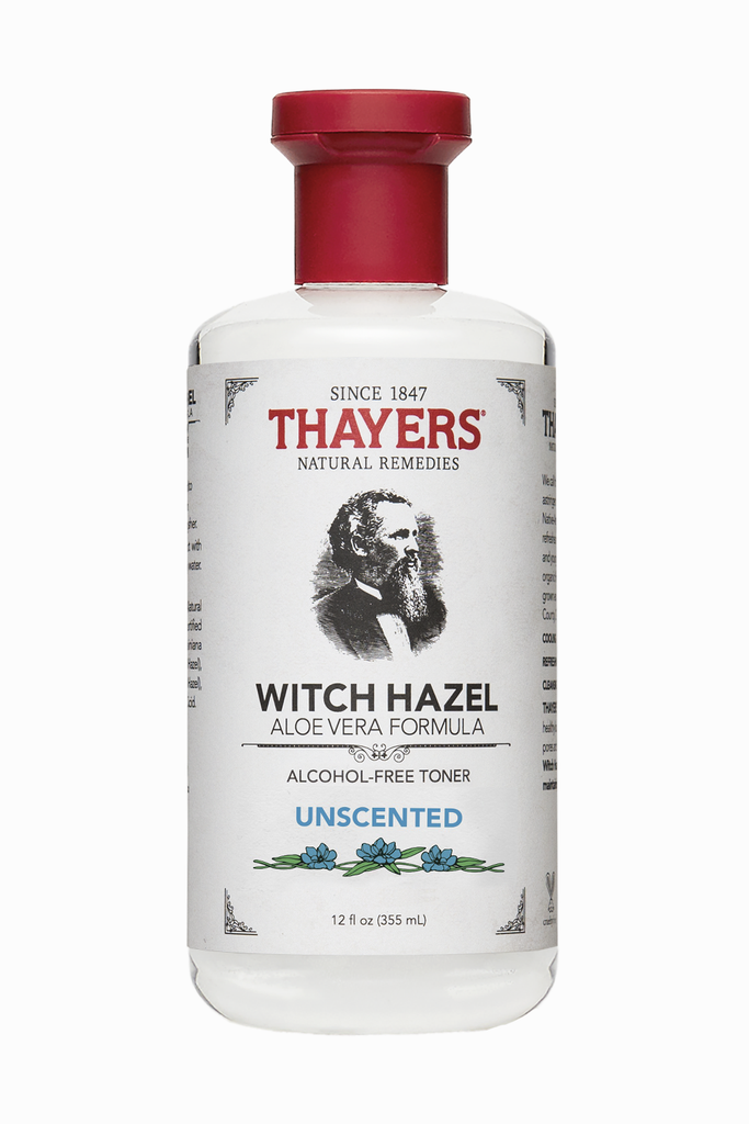Thayers Alcohol-Free Unscented Witch Hazel Toner