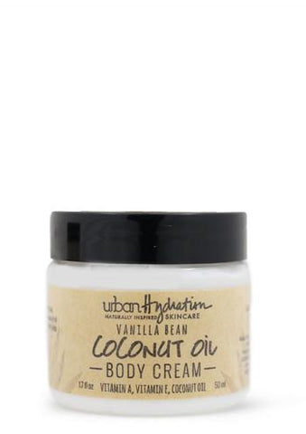 Urban Hydration - Coconut Oil Vanilla Bean Body Cream