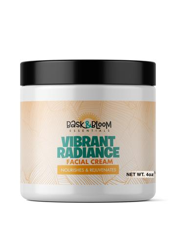 Bask & Bloom - Vibrant Radiance Face Cream