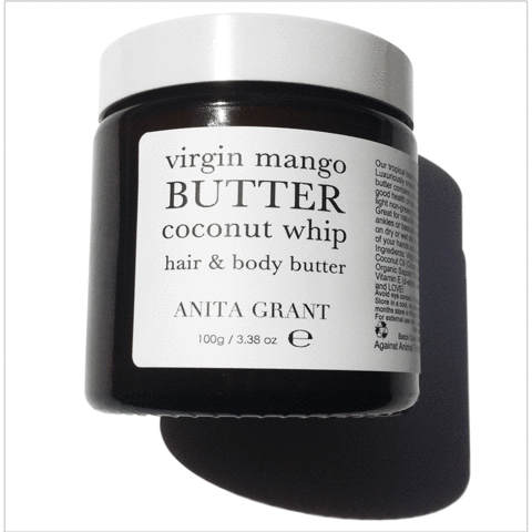 Anita Grant Virgin Mango Butter Coconut Whip