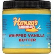 Honey's Handmade Whipped Vanilla Butter