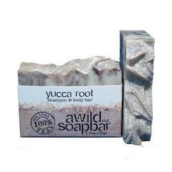 A Wild Soap Bar - Yucca Root Shampoo & Body Bar