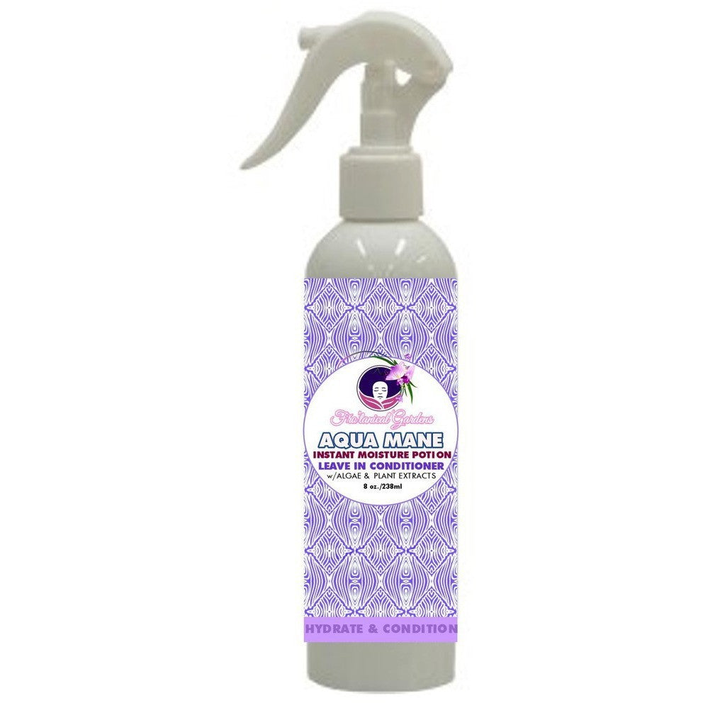 Soultanicals Aqua Mane - Instant Moisture Potion/Leave In Conditioner