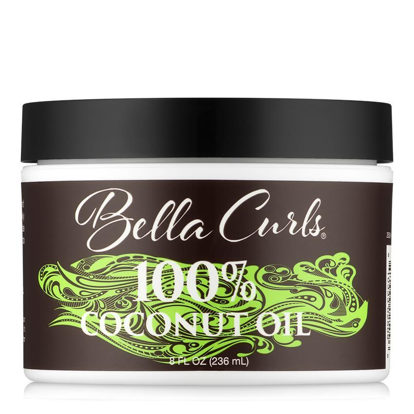 Bella Curls - 100% Body Coconut Oil