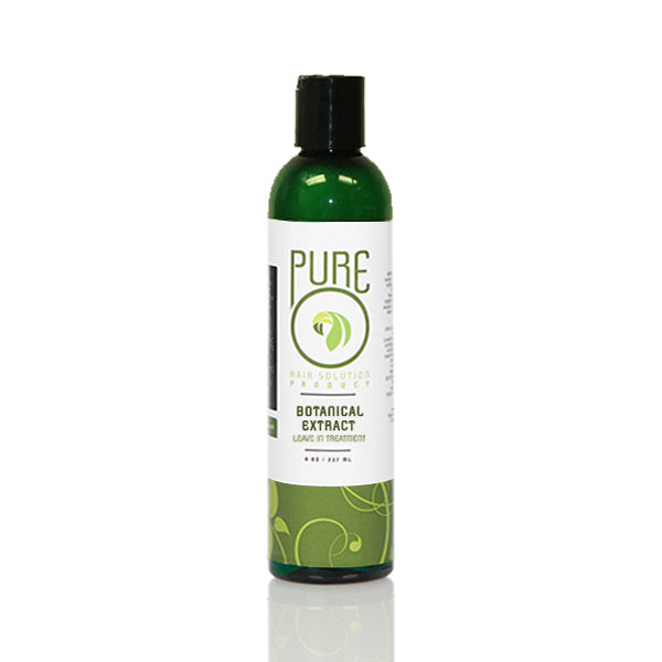 PureO Natural Products - Botanical Extract Leave In Treatment